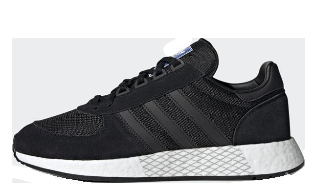 adidas Marathon Tech Black White G27463
