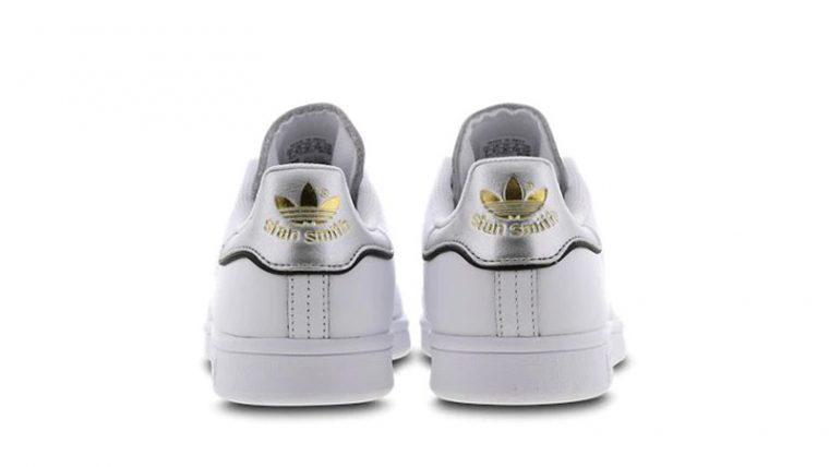 adidas Stan Smith White Metallic Womens F36795 01 thumbnail image
