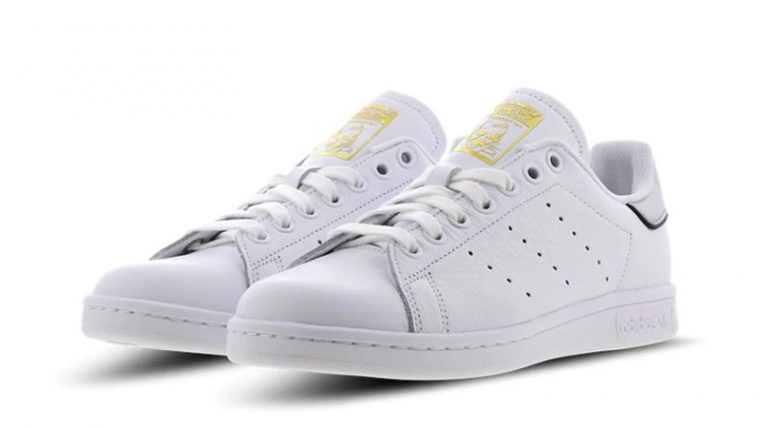 cdfc08c25 adidas Stan Smith White Metallic Womens | F36795 | The Sole Womens
