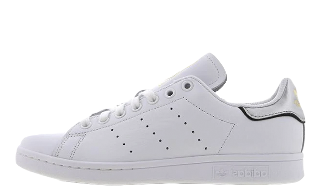 adidas Stan Smith White Metallic Womens F36795