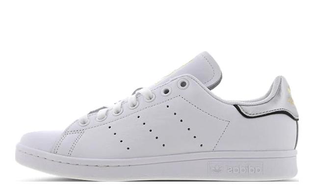 adidas Stan Smith White Metallic Womens F36795