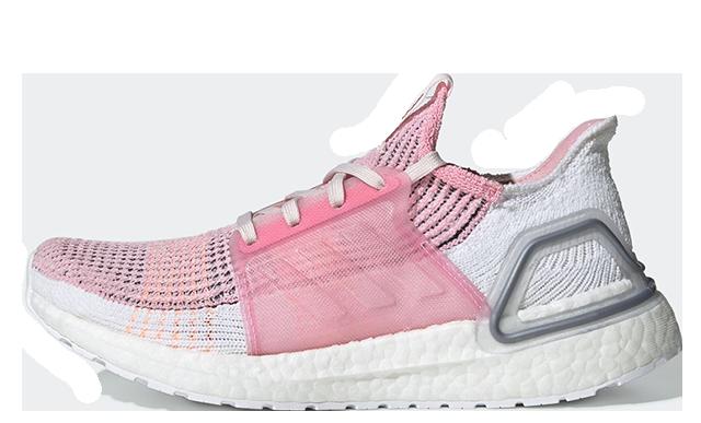 womens pink adidas ultra boost