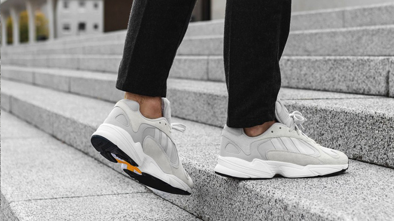 adidas Yung 1 Grey White   BD7659