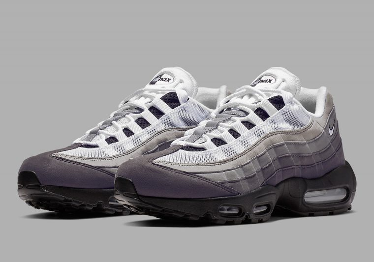 save off 8e113 1f128 Classic Grey Gradients Add A Throwback Look To Nike's Air ...