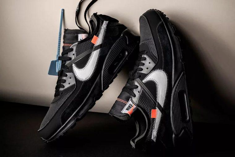 46c8ed2c2f Off-White x Nike's Air Max 90 Could Be Arriving Sooner Than You ...