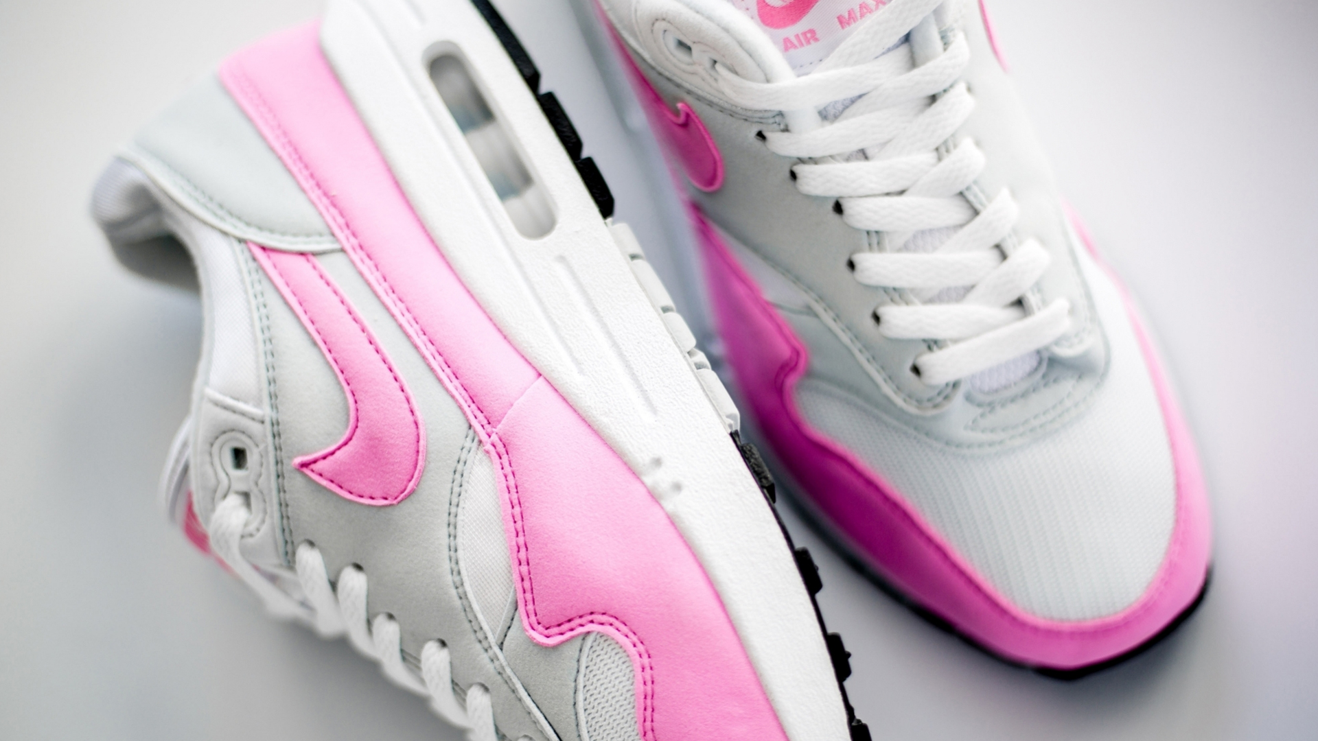 online store a3a46 ac842 Nike Air Max 1 Essential Psychic Pink   BV1981-101   The Sole Womens