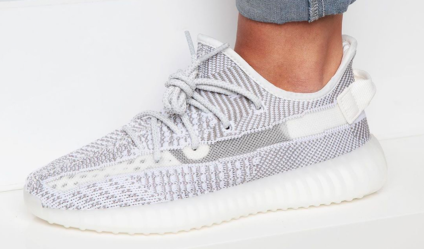 Stock Numbers For The Yeezy Boost 350 V2