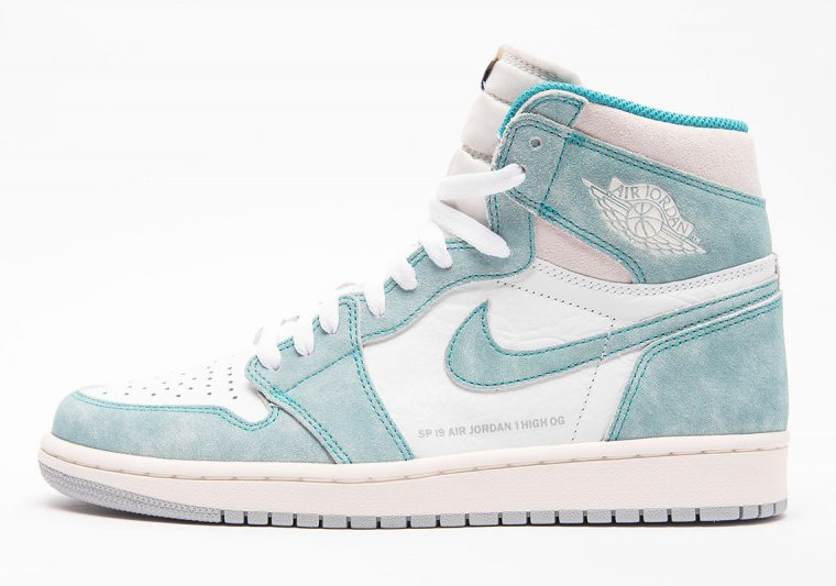 Pastels Create A Spring-Ready Look For The Air Jordan 1