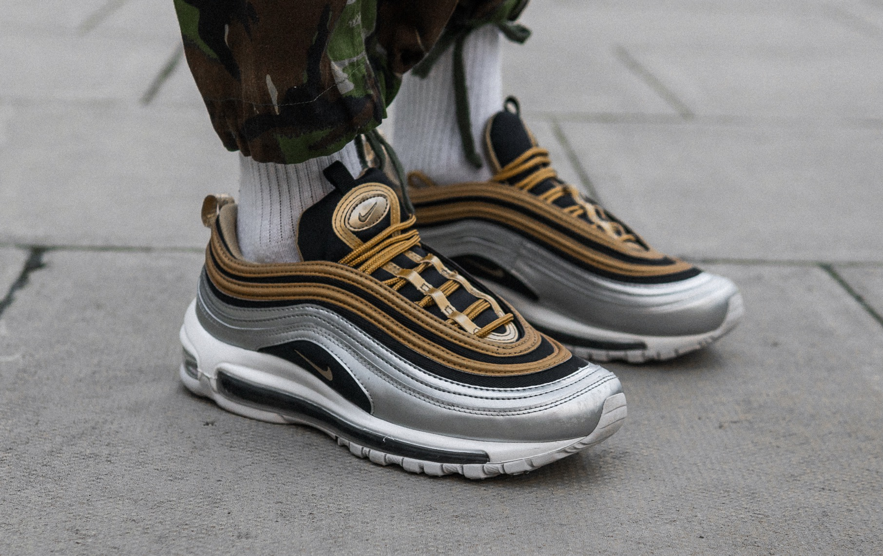 LAST CHANCE To Get Up To 50% Off Your Favourite Nike Air Max 97's.
