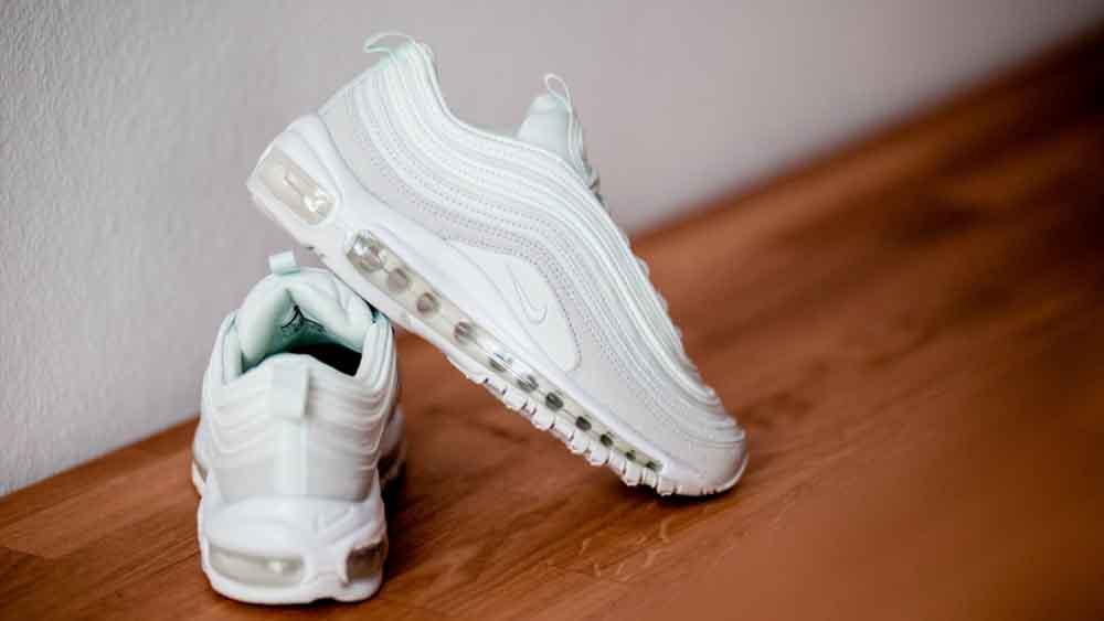 Nike Air Max 97 Premium Mint Green | 917646 301