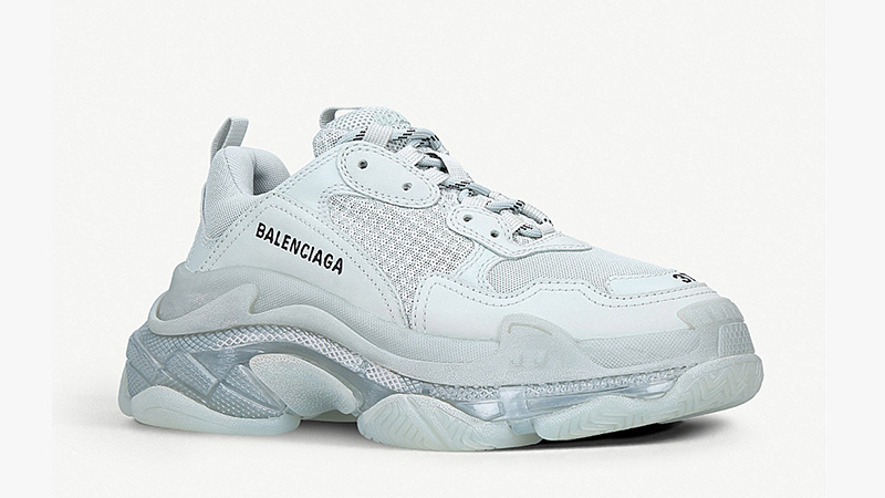 Balenciaga Triple S Grey 03