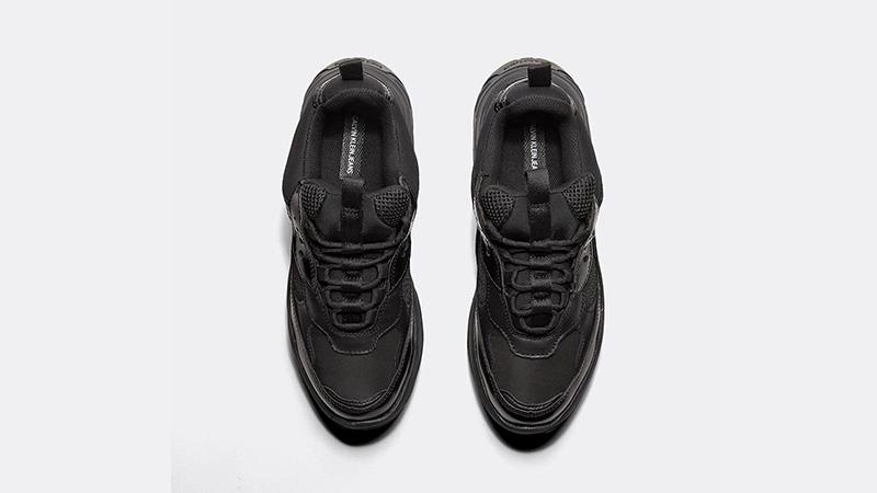 Calvin Klein Jeans Maya Mesh Black 02