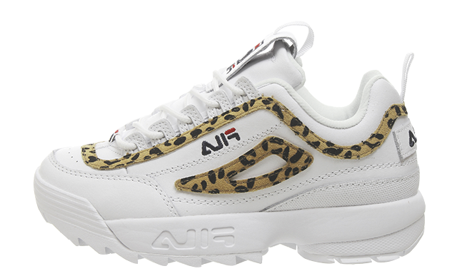 Disruptor Leopard Fila White Fila Disruptor Disruptor Ii White Fila Ii Ii Leopard Leopard roeCxBQWd