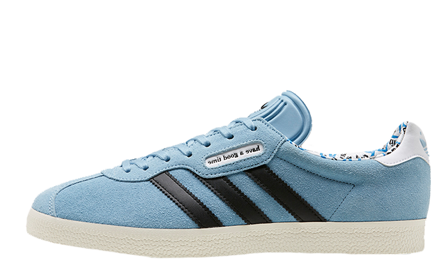 bdee330464d9 Have A Good Time x adidas Gazelle Super Blue