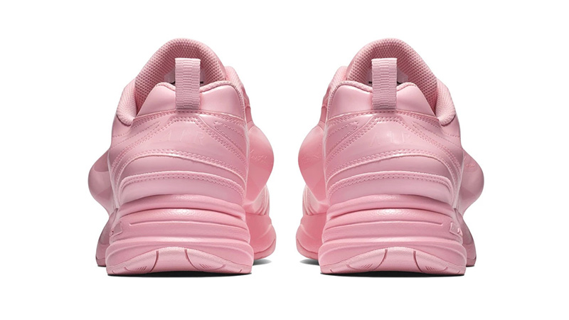online store 8caca 1cd4c Martine Rose X Nike Air Monarch IV Pink AT3147-600 01