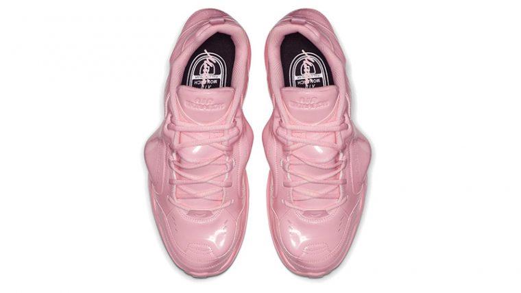 750fd32c0d3 Martine Rose X Nike Air Monarch IV Pink | AT3147-600