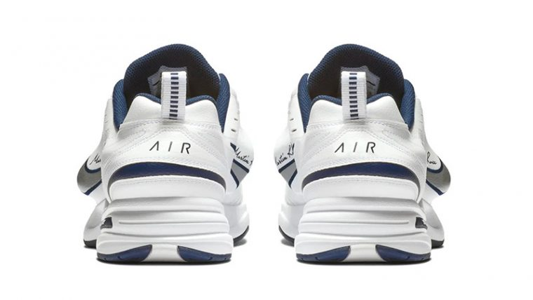 ffb1f97ca3176a Martine Rose X Nike Air Monarch IV White AT3147-100 01