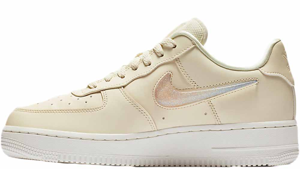 Nike Air Force 1 07 SE PRM Ivory | AH6827 100