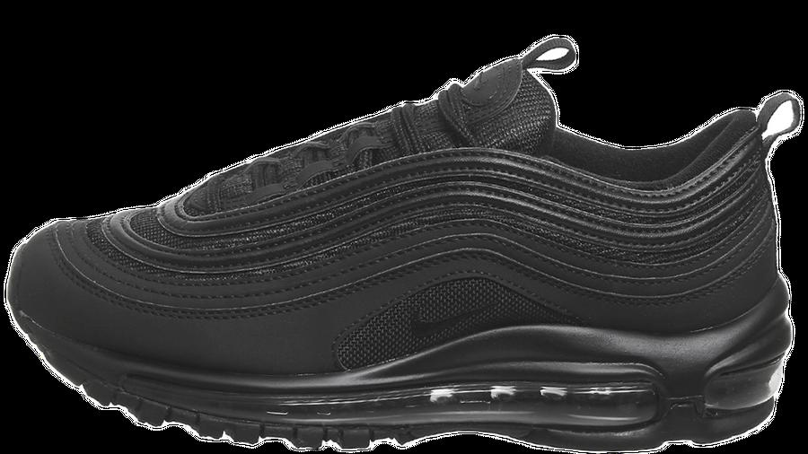 Nike Air Max 97 Black Mono OG Grade School | Where To Buy | AV4149 ...