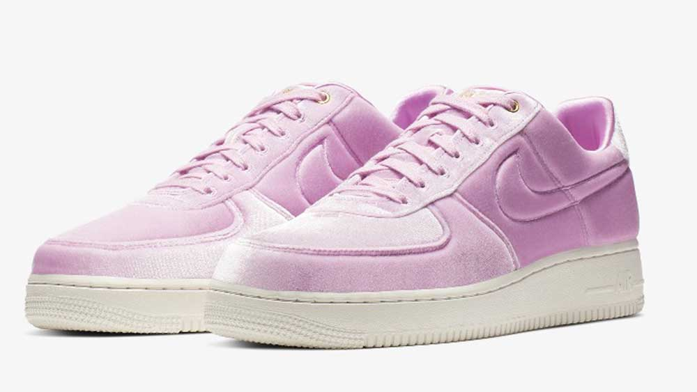 48dc06abf3f Nike Air Force 1 Low PRM 3 Pink