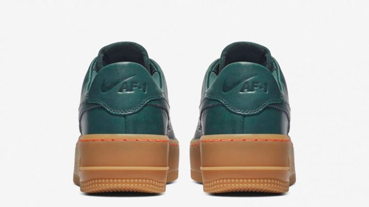 Nike Air Force 1 Sage Low LX Deep Jungle AR5409-300 01 thumbnail image