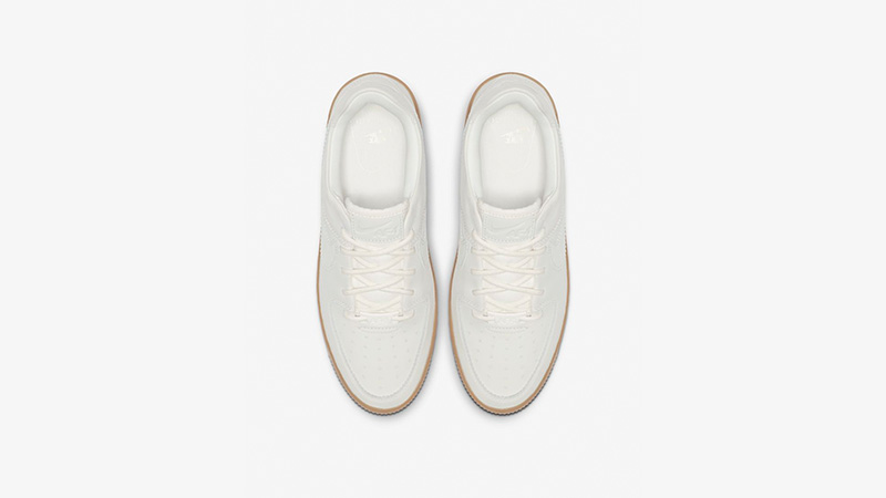 timeless design 7d6a6 a0e0d Nike Air Force 1 Sage Low LX Pale Ivory AR5409-100 02