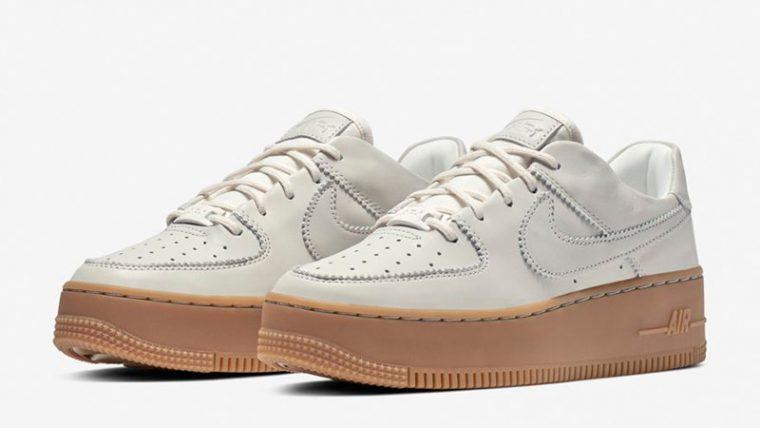 Nike Air Force 1 Sage Low LX Pale Ivory | AR5409 100