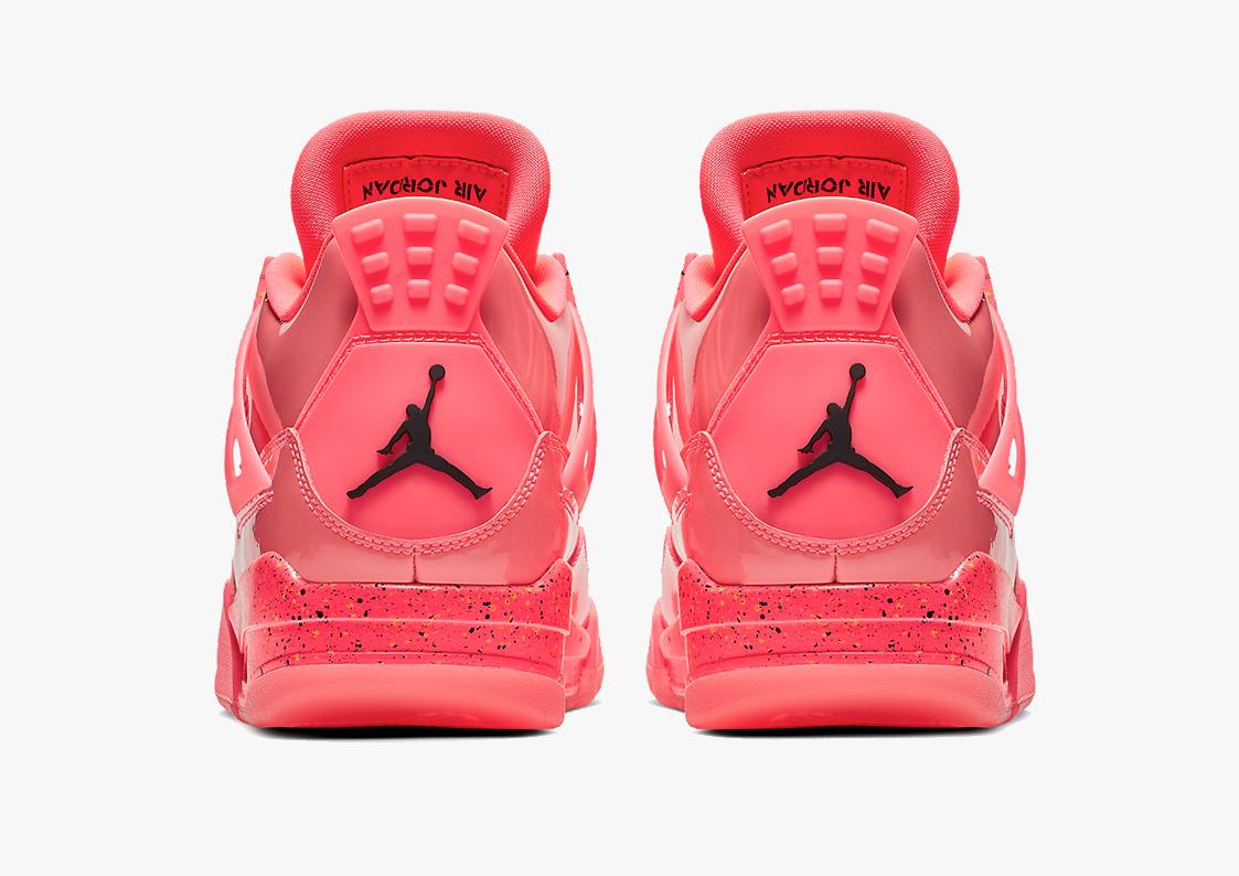 Nike Air Jordan 4 NRG Hot Punch
