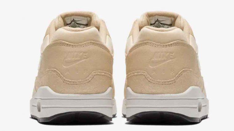 Nike Air Max 1 Premium Beige thumbnail image