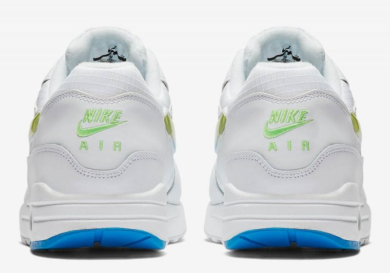Nike Air Max 1 SE blue yellow