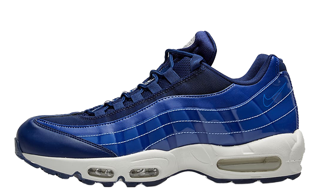 Nike Air Max 95 SE Blue White Womens 918413-401