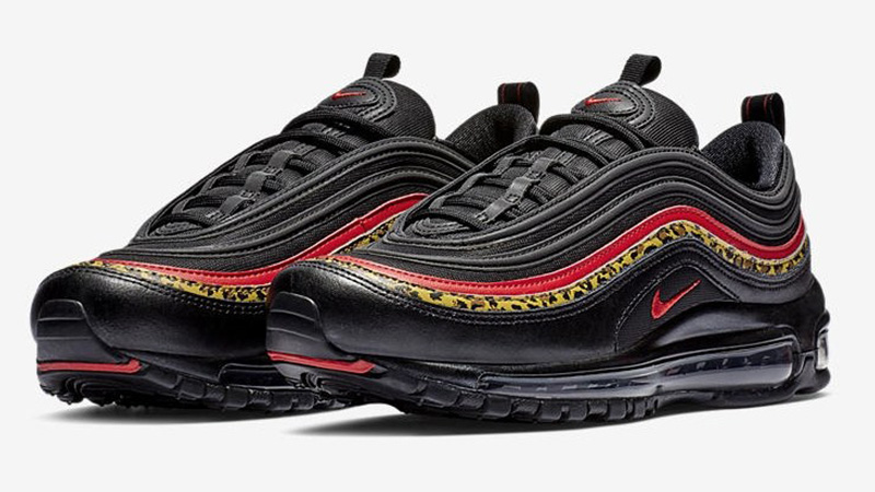 Nike Air Max 97 Black Leopard Pack Women's | BV6113 001