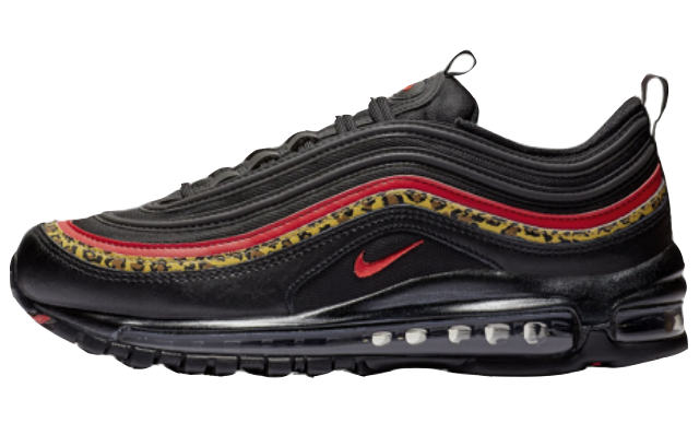 cheap for discount 07382 41adc If the Nike Air Max 97 Black Leopard Pack Women s is at the top of your  wish list this season, it will soon be available via the stockists listed  on this ...
