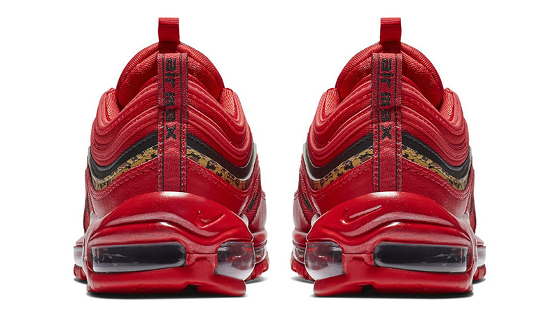 Nike Air Max 97 Red Leopard Pack Womens | BV6113 600