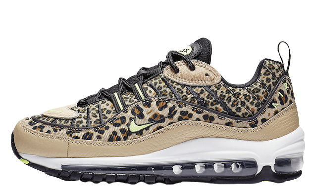 af9c932c7bc8 The Nike Air Max 98 Leopard Print will be available to buy from February  2nd. For release reminders