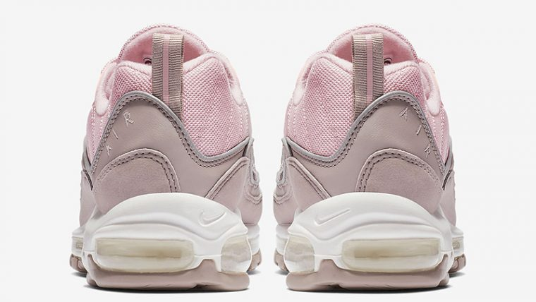Nike Air Max 98 Triple Pink 640744-200 01 thumbnail image