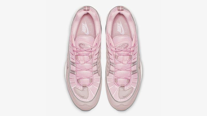 Nike Air Max 98 Triple Pink 640744-200 02