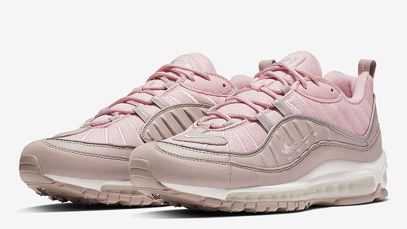 Nike Air Max 98 Triple Pink 640744-200 03