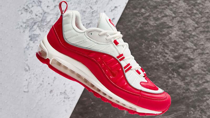 Nike Air Max 98 University Red 640744-602 05