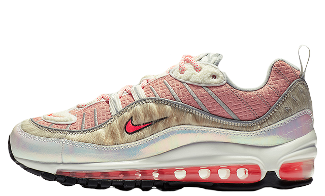 timeless design 58a77 927c9 Nike Air Max 98 What The Chinese New Year | BV6653-616