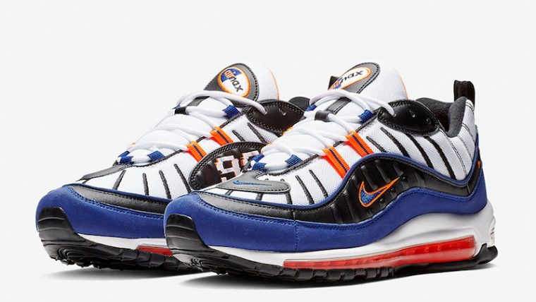 Nike Air Max 98 White Blue CD1536-100 03