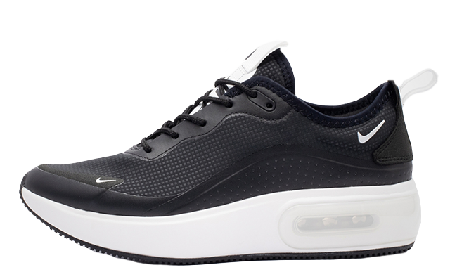 the latest 4f186 788b8 Nike Air Max Dia Black White   AQ4312-001