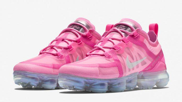 Nike Air VaporMax 2019 Pink AR6632-600 03