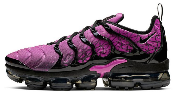 Nike Air VaporMax Plus Geometric Gradient
