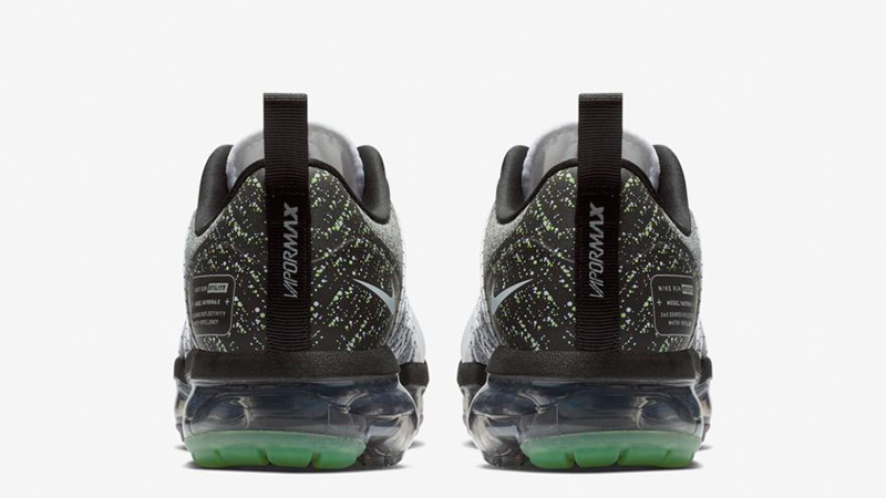 Schuhe Nike W AIR VAPORMAX RUN UTLTY Weiß aq8811 101