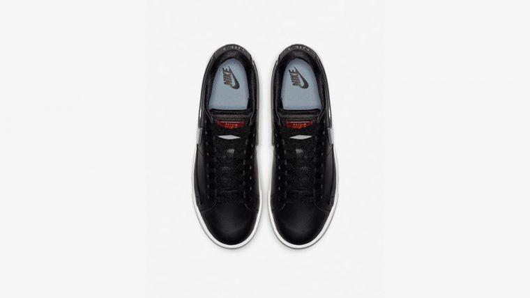 Nike Blazer Low LX Black AV9371-002 02 thumbnail image