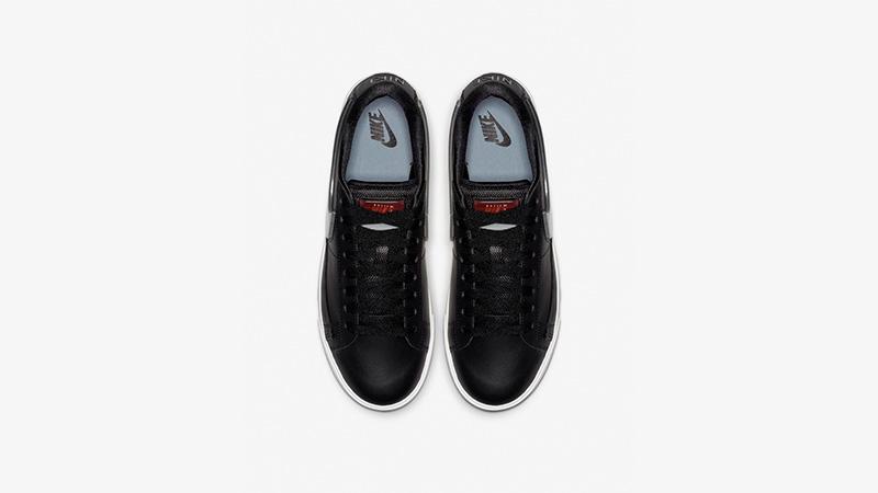 Nike Blazer Low LX Black AV9371-002 02