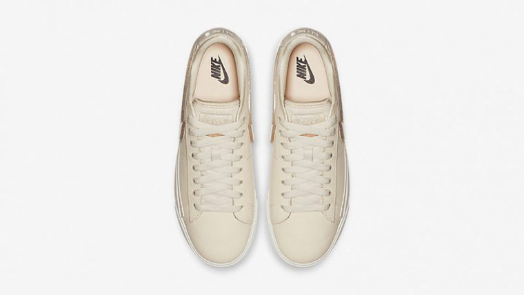 Nike Blazer Low LX Pale Ivory AV9371-100 02 thumbnail image