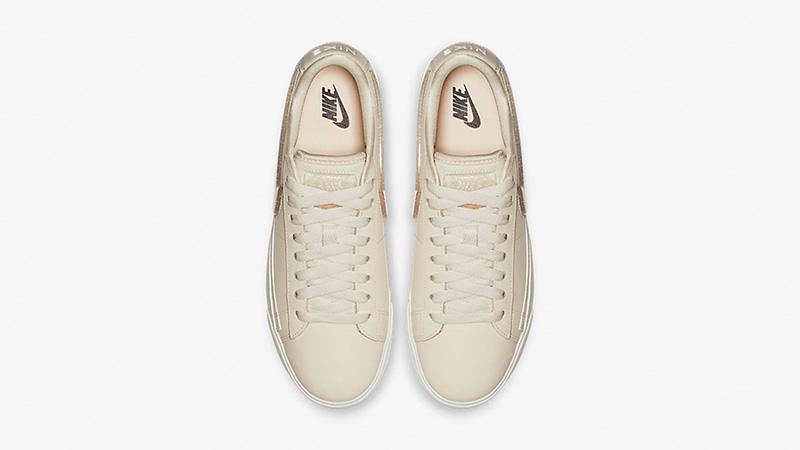 Nike Blazer Low LX Pale Ivory AV9371-100 02