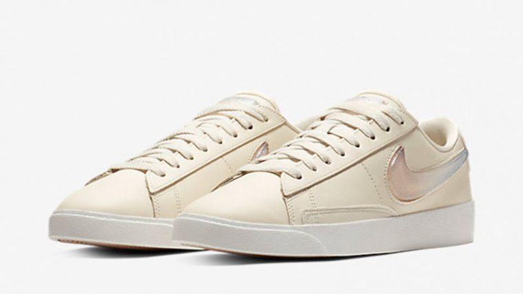 Nike Blazer Low LX Pale Ivory AV9371-100 03 thumbnail image